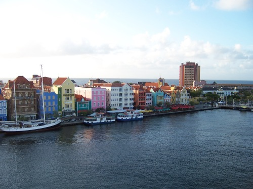 Buildings of Willemstad, Curaco