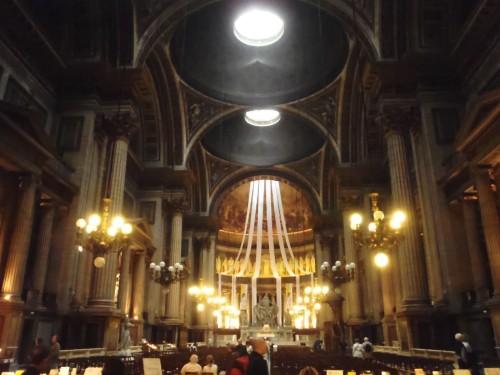 Three Domed Skylights