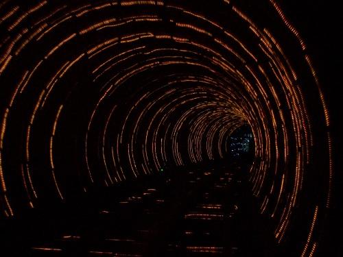 Bund Tunnel - Shanghai, China