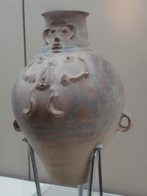 Pottery at Banpo Museum