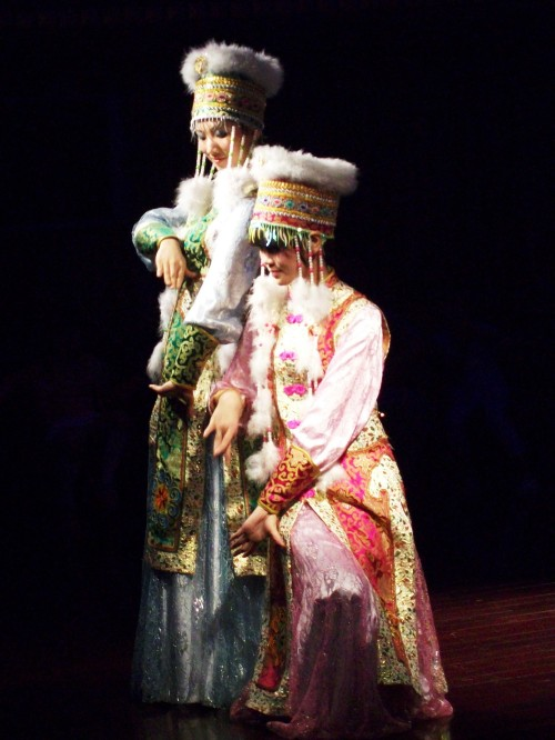 Traditional costumes and dance