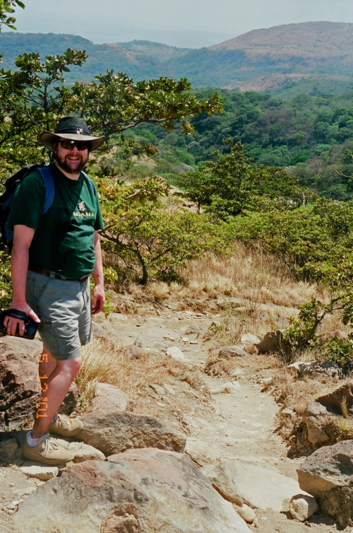 Hiking in Rincón de la Vieja Volcano National Park