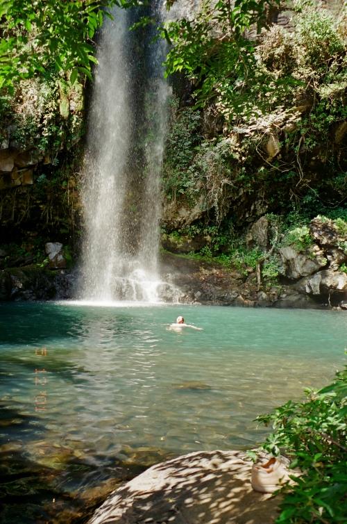 Swimming in Rincón