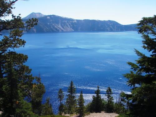 Water: Crater Lake, Oregon