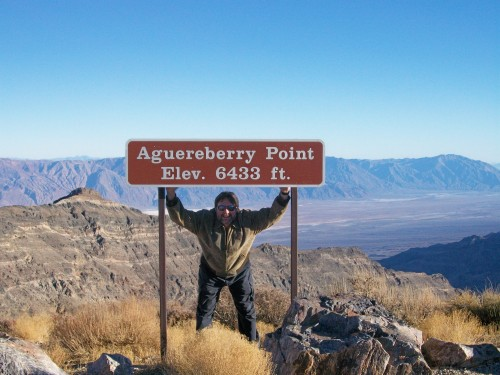 Augerberry Point
