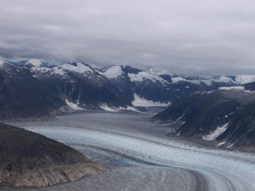 Taku Glacier - Alaska