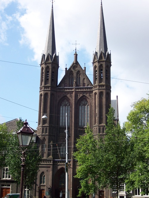 De Krijtberg Church - Amsterdam, Netherlands