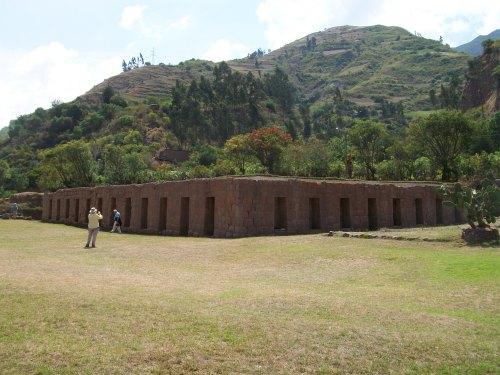 Tarawasi Inca Ruins - Peru