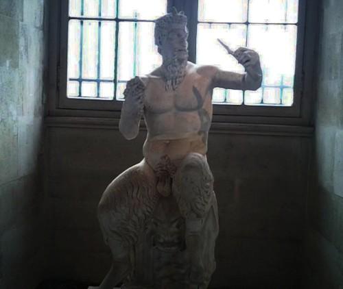 """Pan"" - Unknown Sculpture"