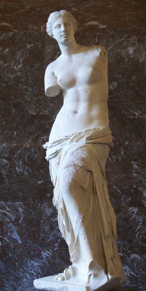 Venus de Milo - Unknown Greek Sculpture