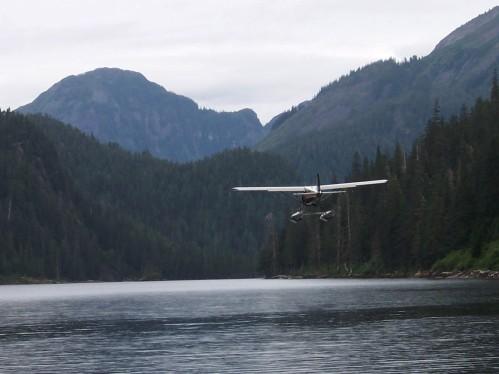 Floatplane - Misty Fjord, Alaska