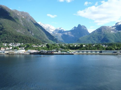 Åndalsnes, Norway