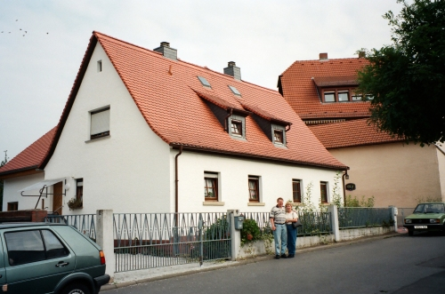 My First Home - Aschaffenburg, Germany