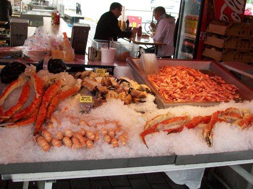 Fisketorget (The Fish Market) - Bergen, Norway