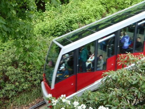 Floybanen Funicular - Bergen Norway