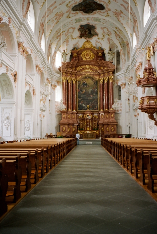 Jesuit Church - Luzern, Switzerland