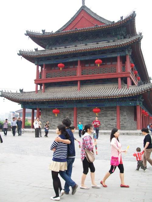 Guard Tower Ming City Wall
