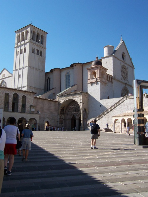 Basilica di St Francesco - Assisi