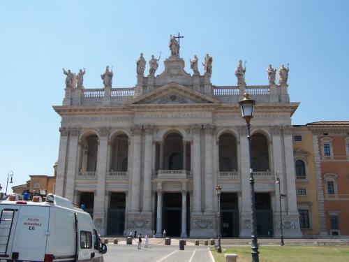 Papal Archbasilica of St. John Lateran - Rome