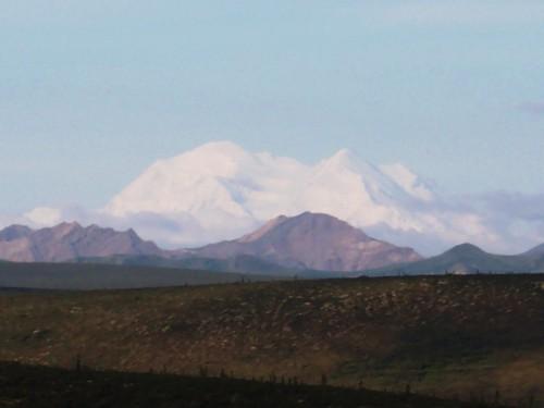Mt McKinley - Alaska