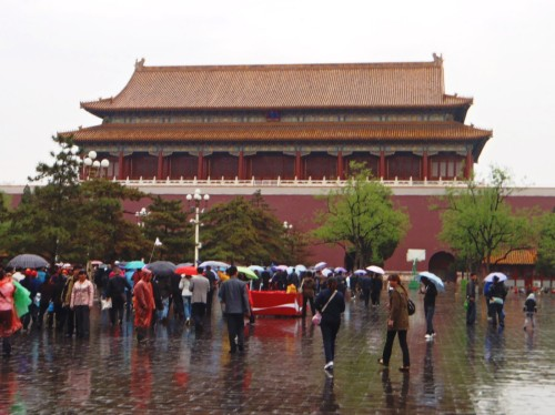 Classic Chinese Architecture in the Forbidden City