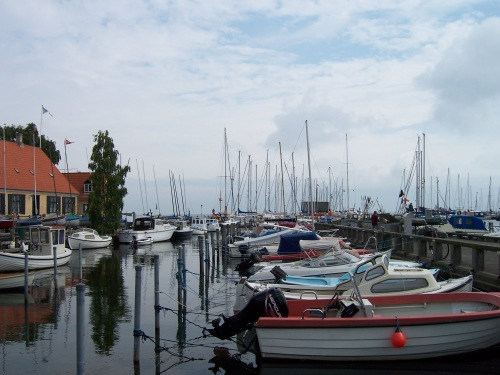 Dragor Fishing Village, Denmark