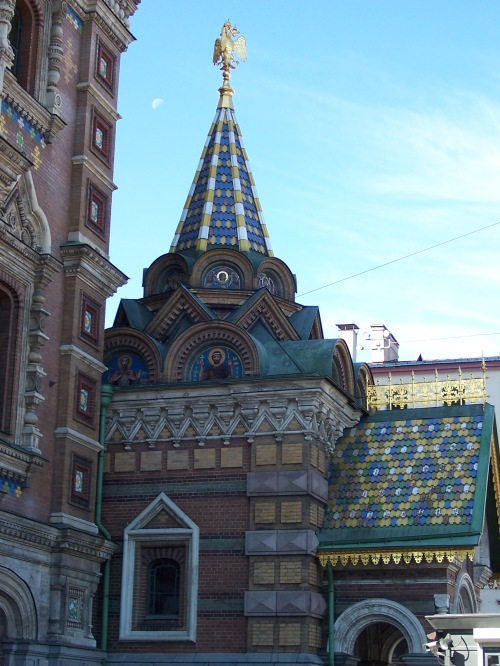 Church on the Spilled Blood - St. Petersburg, Russia