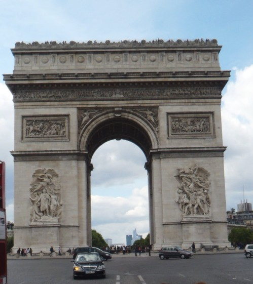 Arc de Trophe - Paris, France