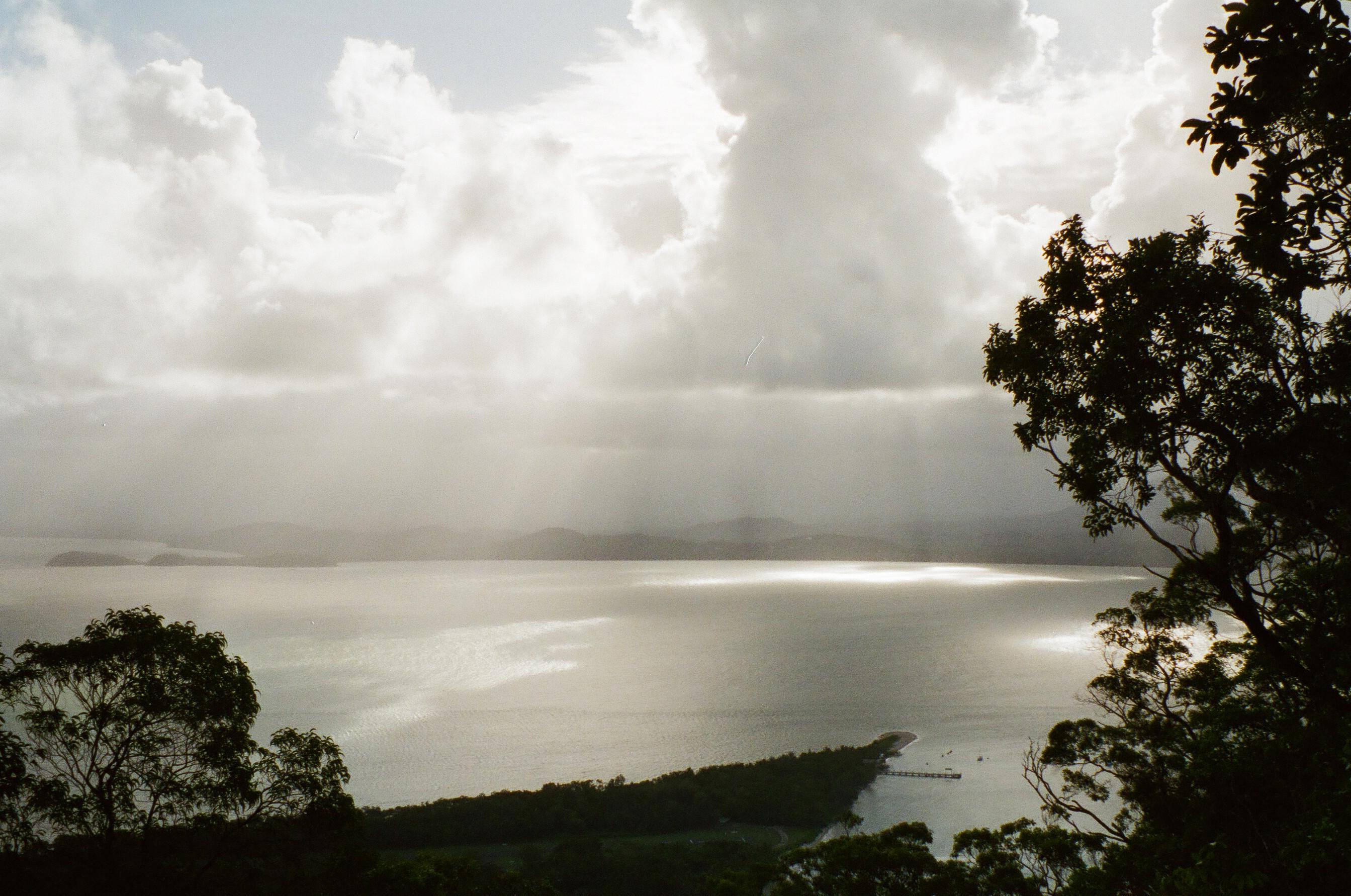 Dunk Island Australia Destroyed: Weekly Photo Challenge: Foreshadow 08-02-2013