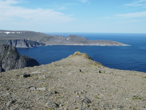 The Barents Sea from North Cape