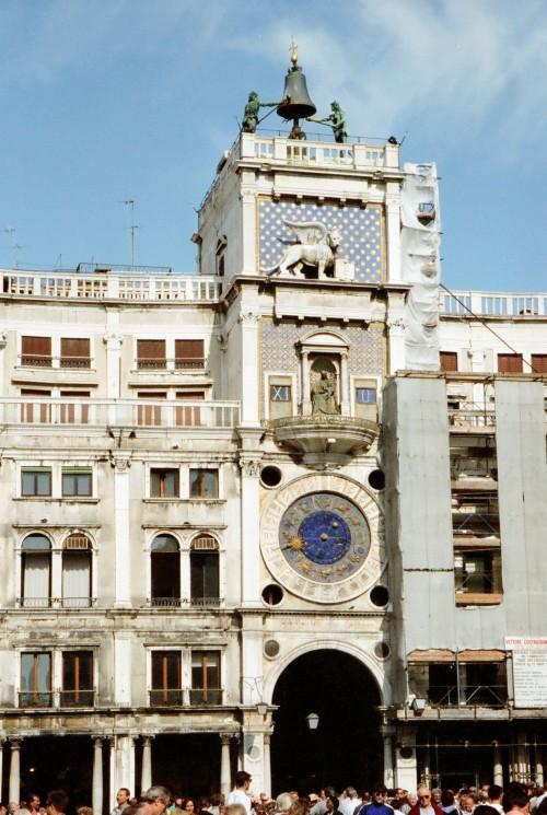 Torre dell'Orologio (Clock Tower) - Venice, Italy