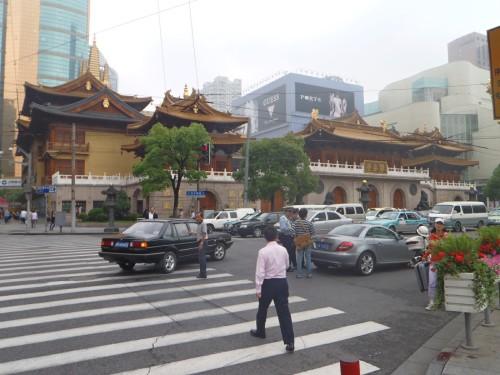 Jing An Temple - Shanghai, China