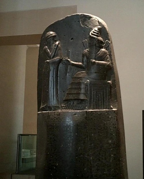 The Code of Hammurabi - Paris