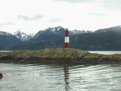 Lighthouse - Tierra del Fuego, Argentina