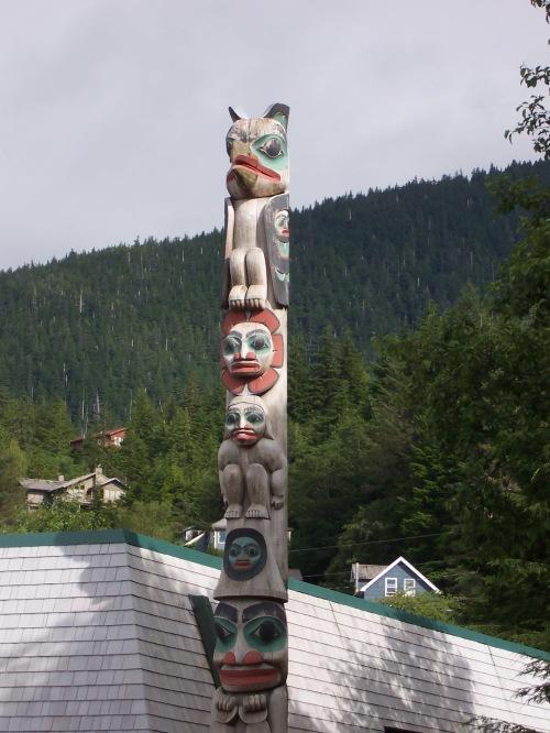 Totem Pole - Alaska