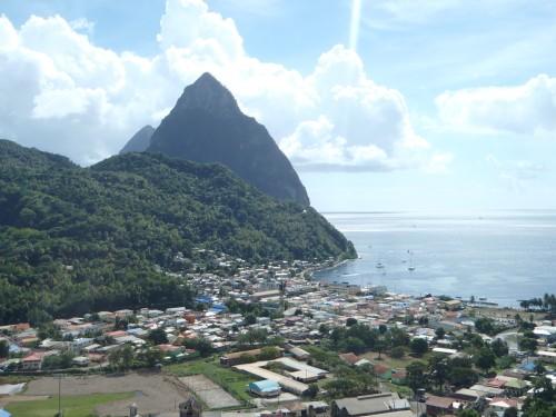 Grand Piton - St. Lucia