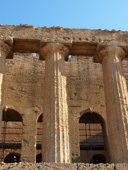 Tempio della Concordia at Agrigento, Sicily
