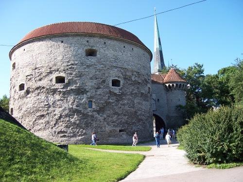 Fat Margaret Tower - Tallinn, Estonia