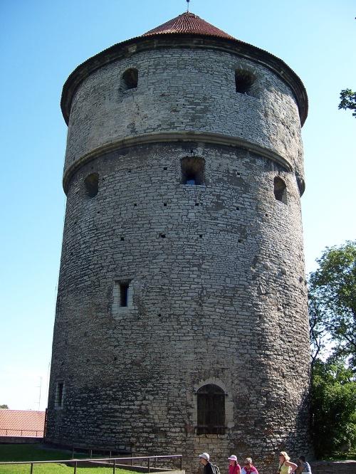 Tall Herman Tower - Tallinn, Estonia