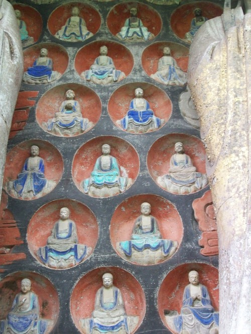 Buddha's in Circles