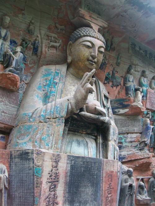 Sakyamuni's Final Piety