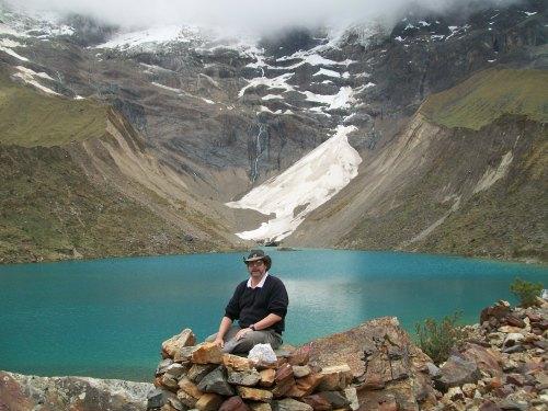 Humantay Lake - Slakantay, Peru